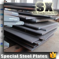 hot rolled wear resistant steel plate ar400