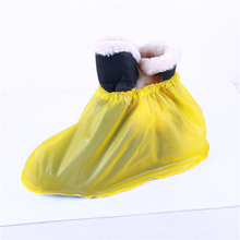 Disposable Non-Slip Cute Waterproof Boot Cover PVC Rain Cover