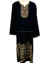The Brand New Long Sleeve Dubai Moroccan Kaftan