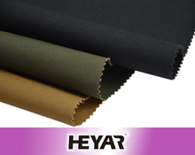 Changzhou Textile Wholesale 100 Cotton Wax Coated Canvas Fabric