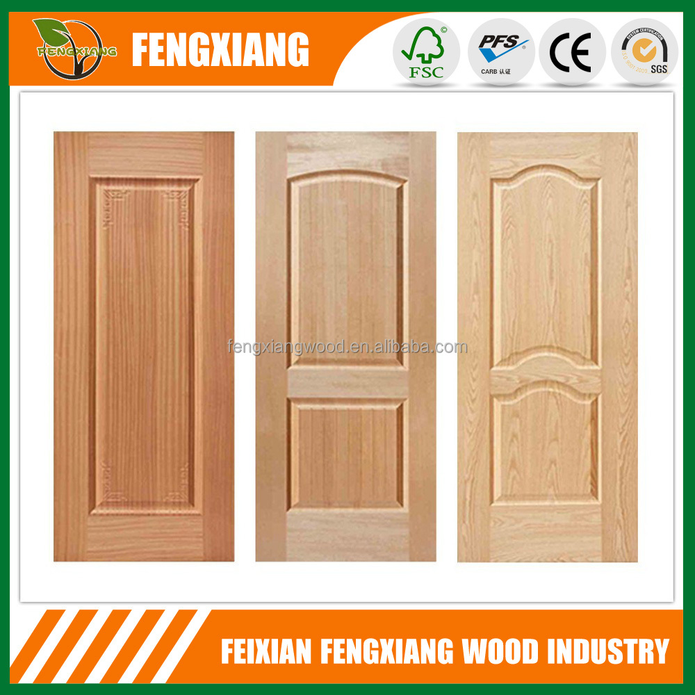 2mm-4mm moulded door skin for security door