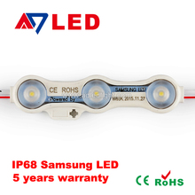 3leds 2835 IP68 led module for channel letter