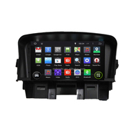 Android 5.1.1 system 4 Core 7 inches Touch Screen Car GPS Navigation for Chevrolet Cruze 2008-2011