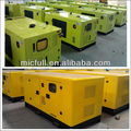 China Yangdong Engine Canopy Type Electric Generator 10kva