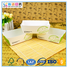 Good Quality Custom Recyclable Food Grade Hot Dog Paper Box