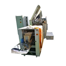 Computerized and Paper Material Small Paper Bag Folding Machine