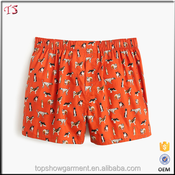 2017 new arrivals custom print mens shorts swimwear wholesale