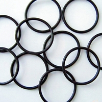 Silicone Rubber Conductive O Ring