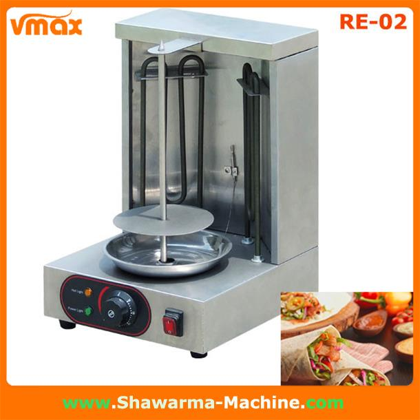 Stainless Steel Meat Hold gyro machine for sale