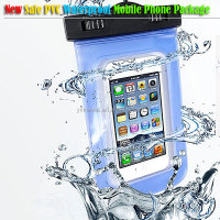 mobile phone waterproof bag case for iphones