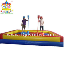 inflatable sport games inflatable wipeout for sale