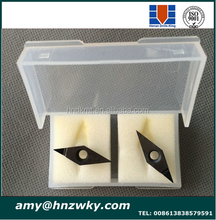 Durable PCBN/PCD/CBN inserts,diamond cutting blade