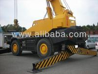 1989 TADANO 35 ton rough terrain crane TR-350M-1 Origin JAPAN Location JAPAN i090047 BALJ crj29k16