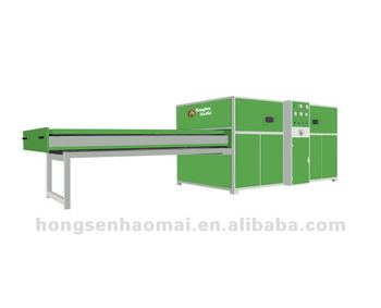 woodworking machine vacuum membrane press machine