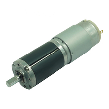 12v 24v pmdc motor with encoder and planetary gearbox