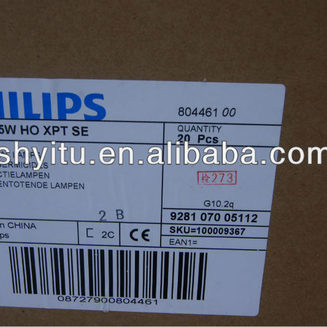 Philips UV lamp TUV 325W XPT UVC 254nm