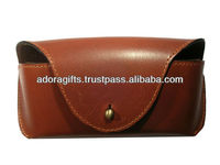 ADASGC - 0043 Eyeglasses Cases Leather/ Soft Leather Eyeglass Case/ Stylish Eyeglass Case