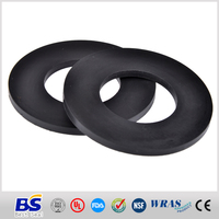 High quality and cheap flat seat union with rubber gasket in various material grades including neoprene, EPDM, Nitrile, Viton