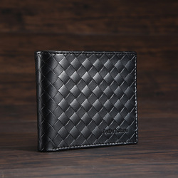 2016 Hotsale High-end Men Gender Genuine Leather Men Wallet