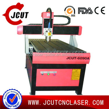 Cheap sale small CNC woodworking/advertisment/metal engraving and cutting machine JCUT-6090(600X900x150mm)