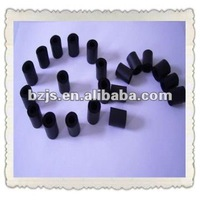 "1/4"" to 7/4""ID NBR black pipe insulation"