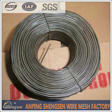 Soft Black Annealed Iron Wire Widely Used In Construction And Binding