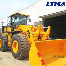 Chinese 5 ton wheel loader zl50g