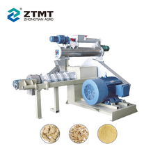 Most Recommended Soybean Mill Extruder Price for Feed Molding