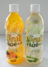 Sugar free aloe vera juice with fruit concentrate