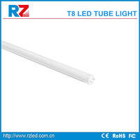 mobile red tube 18w 1200mm led tube light CE RoHS Bivolt AC100-240V led tube