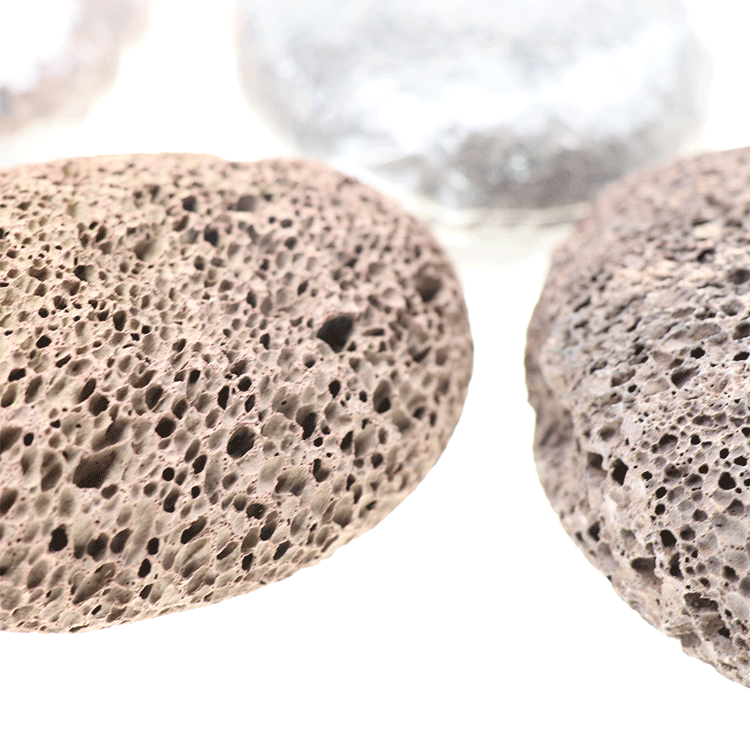 Good Quality New Types Of Artificial Lombok Pumice Stone