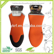 High quality heat protection neoprene mitt oven