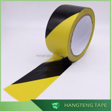 Black yellow double color anti-abrasion heat resistant underground warning tape