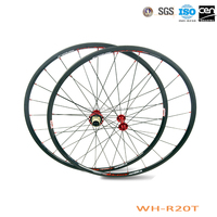 light weight Full Carbon fiber tubular road bike wheels 20mm depth 23mm width racing bicycle wheel china