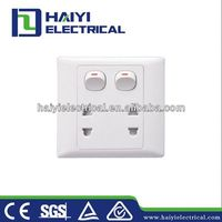 Durable Metal Clad Switched Socket