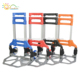 Supermarket Shopping metal children cart trolley multi-function folding trolley