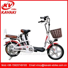 Factory supply cheap price electric e cycle two wheel bike adult three wheel bicycle