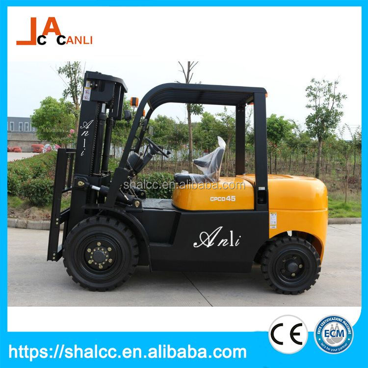 Excellent quality factory cost diesel forklift truck still parts