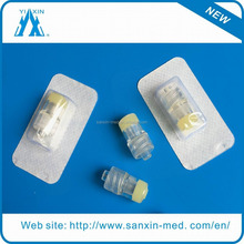 Surgical Disposable Sterile Heparin Cap with IV Cannula