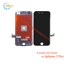 FHD 1920x1080p 5.5 inch multi-touch CTP TFT lcd display screen assembly for iphone 7 plus