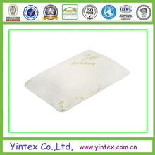 Queen Size Roll Packing Good Quality Shredded Memory Foam Pillow