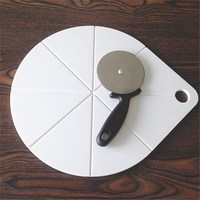 The Cheapest Plastic Cutting Board Food Grade Durable Pizza Stone With FDA Certification