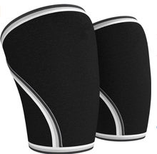 neoprenen 7mm weight lifting xxxl size knee brace knee protector pad
