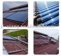 Cheap Solar collector ( SRCC,Solar Key Mark Certificate )