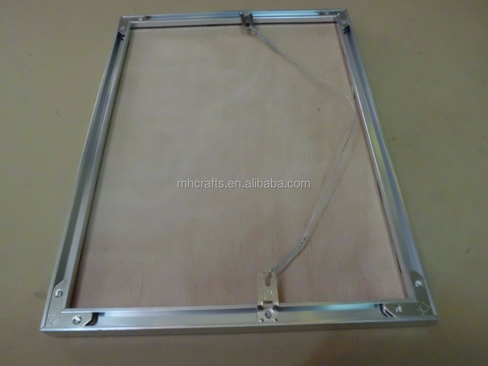 Cheap Square Aluminum Frame For acrylic Mirror