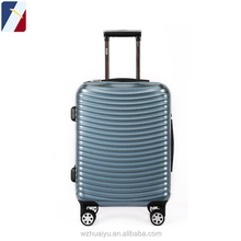 Top Classic Man Plastic Cover Polycarbonate Trolley Large Luggage