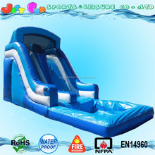 cheap high quality commercial grade inflatable water slide for kids and adults for sale