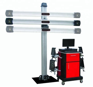 wheel alignment 3d wheel alignment machine price with clamp