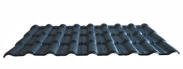 excellent waterproof performance 2.0mm uv-protected korean roof tiles with great price