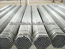 ERW Welding Line Type and EN,ASTM,JIS,GB,DIN,AISI Standard carbon steel pipe